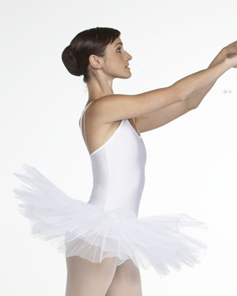 Ballett-Tutu-Plateau