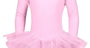 Kinder Langarm Ballett Tutu Alea