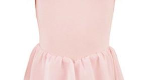 Bloch Kinder Ballettanzug 5342 aus Baumwolle mit Röckchen