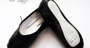 Ballettschläppchen - Leder - Full-Sohle So Danca BAE90