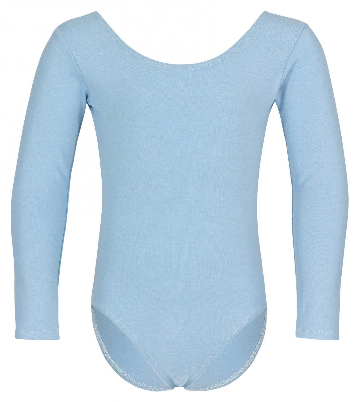 Langarm Ballettanzug Lilly für Mädchen