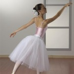 Ballett Tutu Rock romantisch 7846