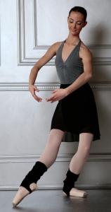 Ballettrock lang