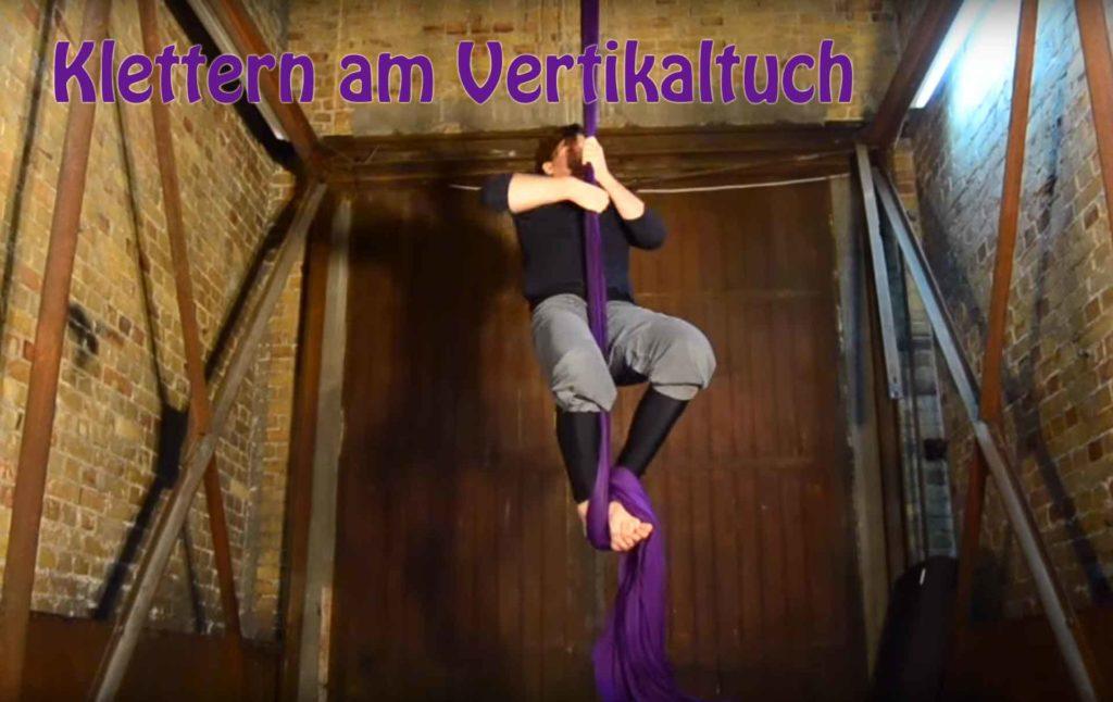 Vertikaltuch - Übungen lernen und Kaufberatung