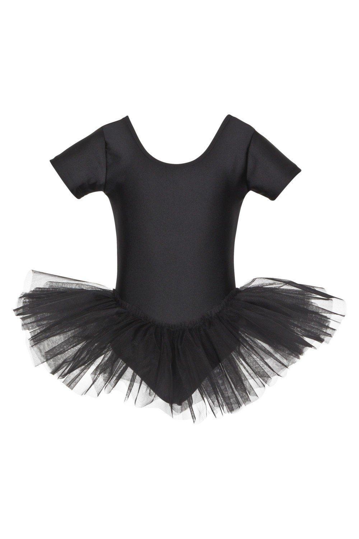 kurzarmtrikot ballett tutu alina - ballett shop online