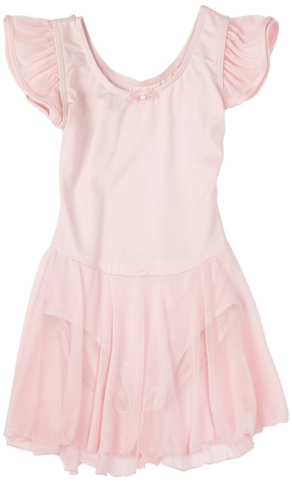 Mädchen Flatterärmel Ballettkleid Capezio N3973
