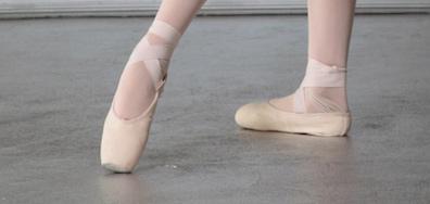 Ballettschuhe - treffen Sie die richtige Wahl